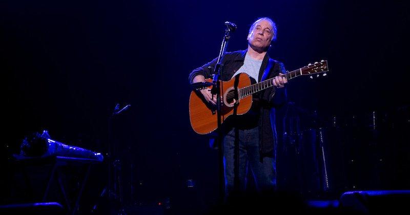 Paul Simon, June 2011, Doug Oines