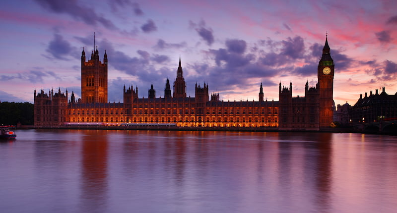 Houses of Parliament, Michael Waterson report, Eric Hossinger