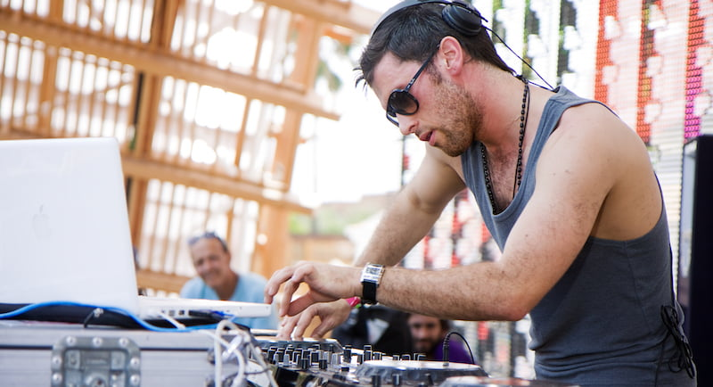 Danny Howard, Radio 1's Free Party at Ushuaia Ibiza Beach Hotel, Pure Music Live