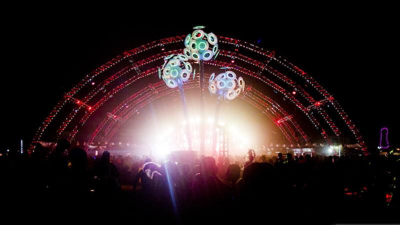 Electric Daisy Carnival 2011, Las Vegas, Tony Nungaray, Flavorus