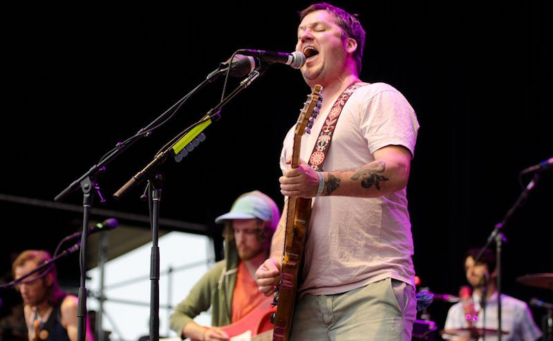 Modest Mouse, Firefly Music Festival 2012, Mark Runyon/ConcertTour.net, Aloompa