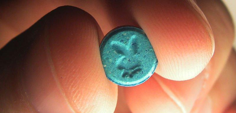 MDMA (ecstasy) Playboy Bunny pill, Psychonaught
