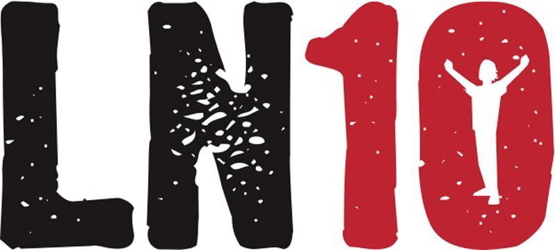 Live Nation, LN10 logo