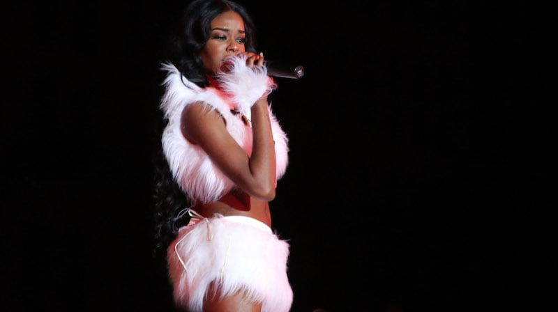 Azealia Banks, Life Ball 2013, Vienna, Manfred Werner, Primary Talent International