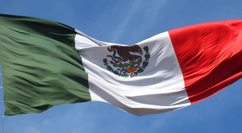 Flag of Mexico, StubHub.mx