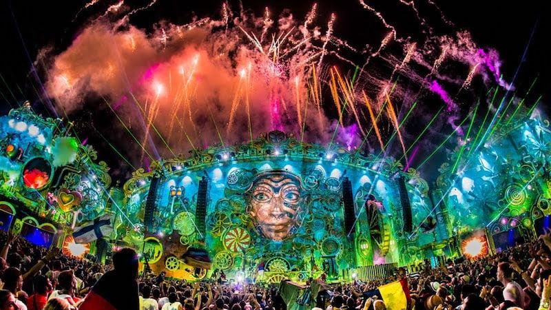 Tomorrowland Brasil 2016 aftermovie, Tomorrowland Unite