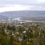 The Dalles, Columbia River, Oregon, Glenn Scofield Williams