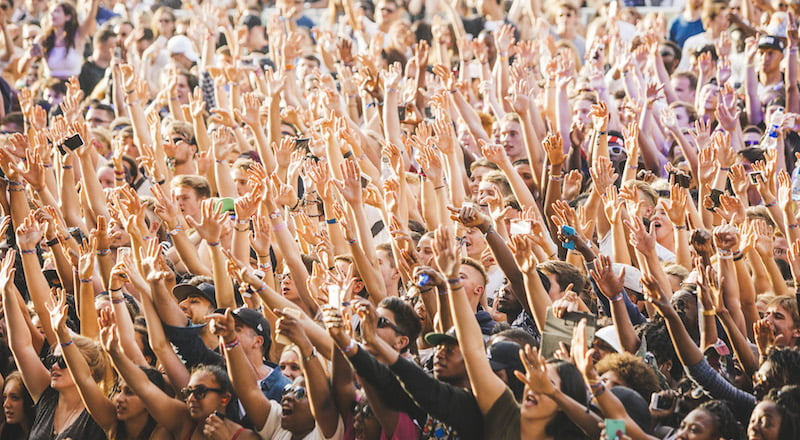 Wireless festival 2015, Finsbury Park