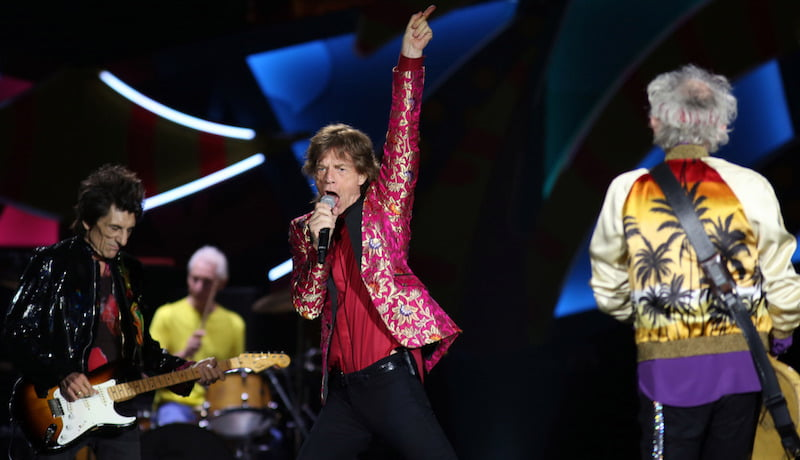 The Rolling Stones, Brazil, America Latina Olé tour 2016, T4F – Time for Fun