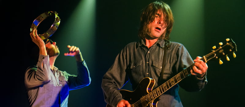 Brian Jonestown Massacre, L'Aéronef, Lille, 2014, Laurent Breillat