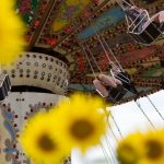 Merry-go-round, Secret Garden Party 2014, Chris Beckett