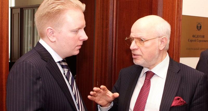 Sergei Fedotov, RAO, Mikhail Fedotov