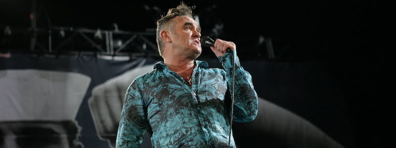 Morrissey, Coachella 2009, Mark Oshiro