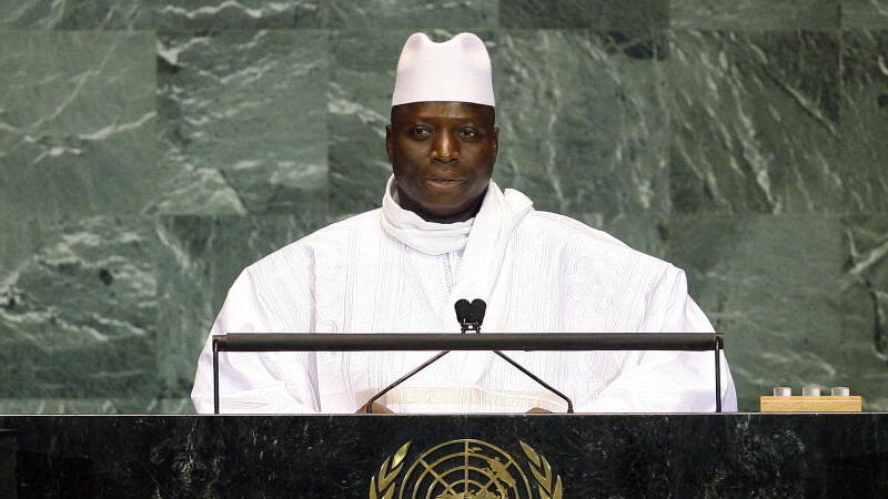 Yahya Jammeh, The Gambia, United Nations, 2009