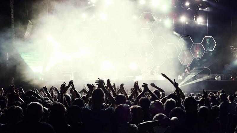 Muse, Rock Werchter 2010, Belgium, Lee Gwyn