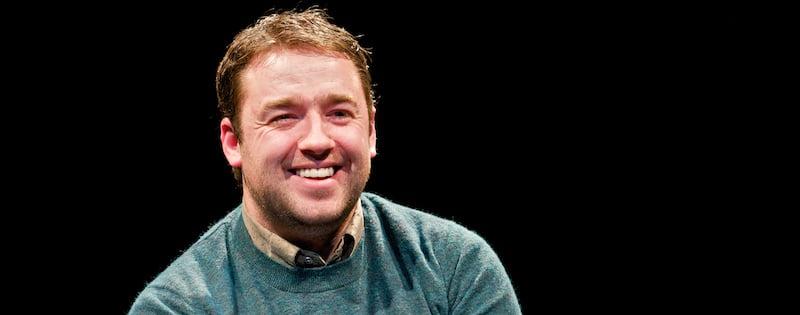 Jason Manford, comedy masterclass, 2013, University of Salford