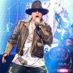 Axl Rose, Guns N' Roses, Montreal, 2013, Nat Ch Villa