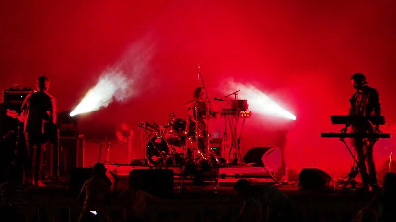 Midnight Juggernauts, Darwin Festival 2013, Stewart Wilde