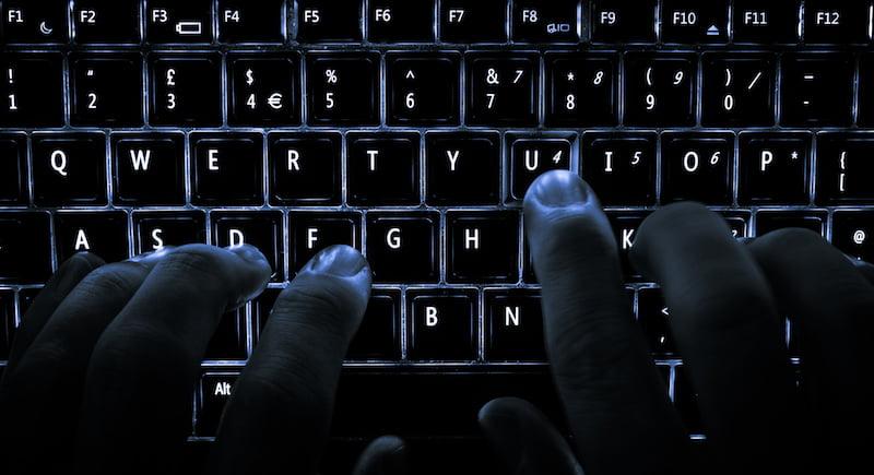 Hacker, keyboard, Colin