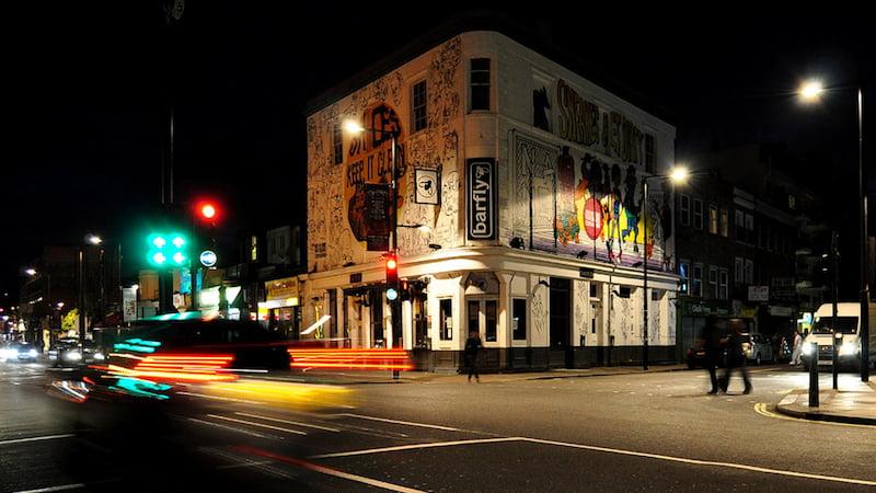 The Barfly, Camden, London, The Camden Assembly, Strange Avenue