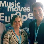 Virgo Sillamaa, Peter Smidt, Anna Hildur Hildibrandsdóttir, European Music Export Exchange Network (EMEE), Midem 2016