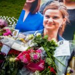 Jo Cox memorial, Parliament Square, London, Garry Knight