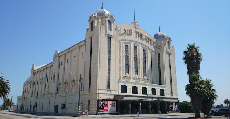 Palais Theatre, St Kilda, Melbourne, Bidgee
