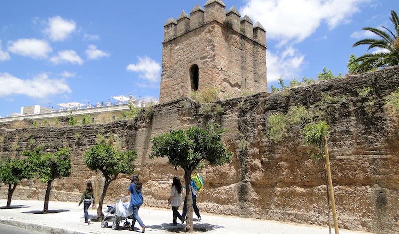 Macarena, Seville, Adam Jones
