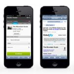 Ticketfly mobile ticketing app