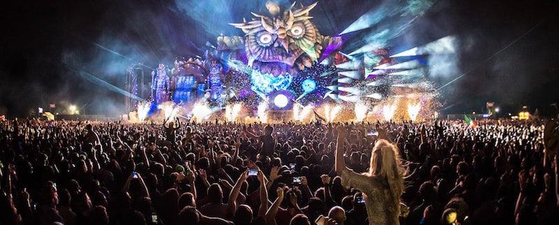 Electric Daisy Carnival (EDC) UK 2016, Milton Keynes Bowl, Insomniac
