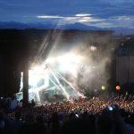 Fiddlers Green Amphitheatre, AEG Live Rocky Mountains, metal detectors