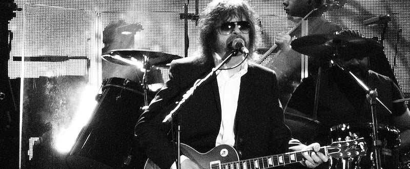 Jeff Lynne, Hyde Park, 2014, Paul Carless