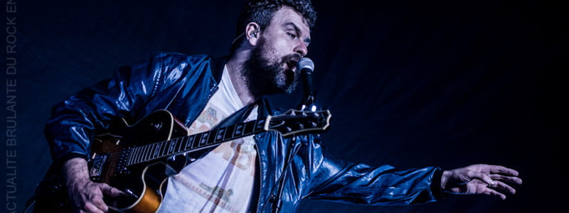 Jon McClure, Reverend and The Makers, Christophe Losberger