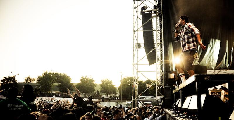 Deftones, Cabaret Vert 2009, Kmeron, direct licensing