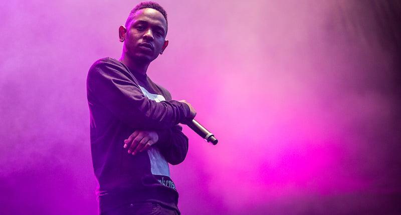Kendrick Lamar, Øyafestivalen 2013, Kim Erlandsen, NRK P3, Global Citizen Festival 2016