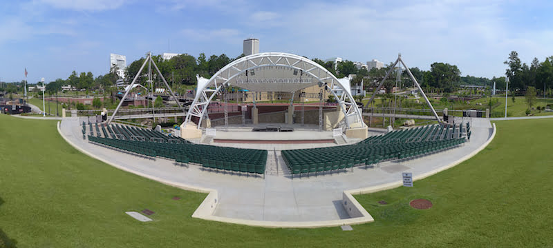 Capital City Amphitheatre, Tallahassee, Florida, Larry Coltharp, higher house prices