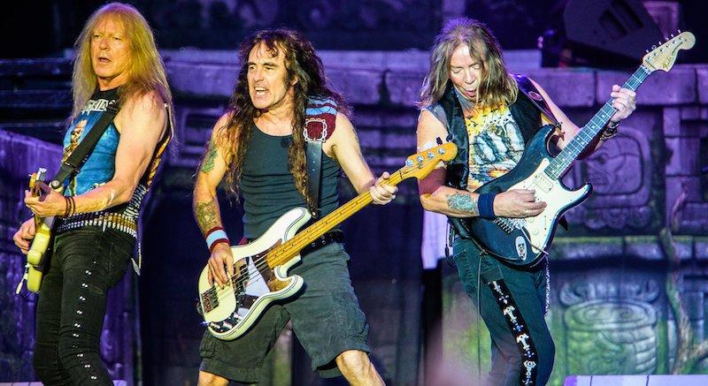 Iron Maiden, Download Festival UK 2016, Matt Eachus