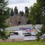 Strathallan Castle, T in the Park 2015, Andy Buchanan
