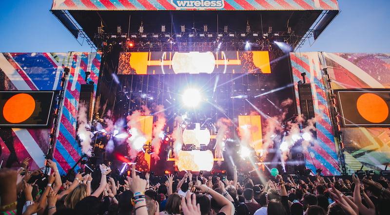 David Guetta, Wireless 2015, Finsbury Park, Festival Republic/Live Nation