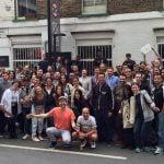 Crowdmix UK staff