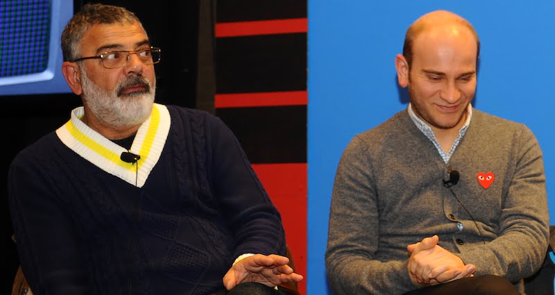 Salomon Hazot, Arnaud Meersseman, Nous Productions