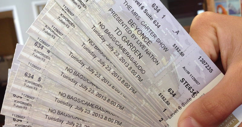 Tickets, POGO, Protect Ticket Rights