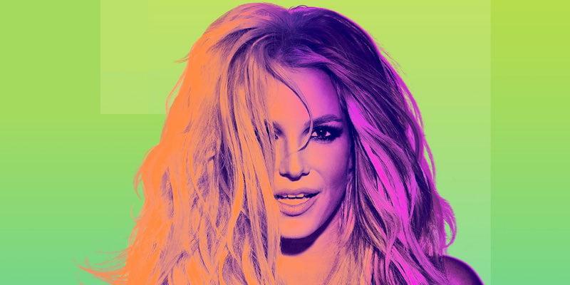 Britney Spears, Apple Music Festival 2016