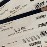 Nicki Minaj tickets, Eventim, Furkantoga