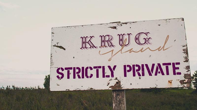 Krug Island, Osea Island