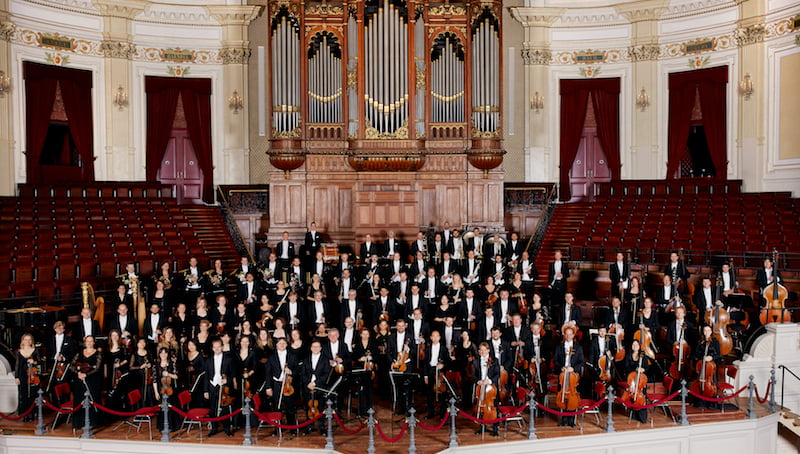 Royal Concertgebouw Orchestra (RCO), Anne Dokter