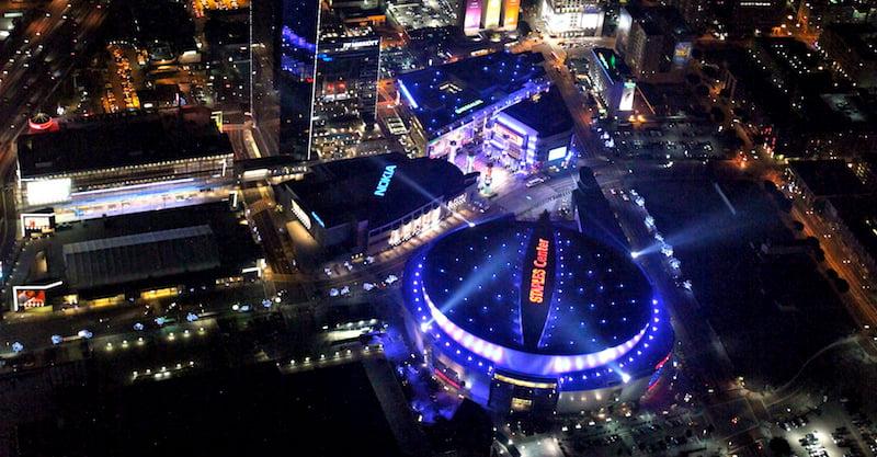 Staples Center, Los Angeles, AEG Facilities, Steve Jurvetson