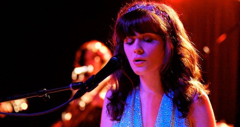 Zooey Deschanel, She and Him, Mercy Lounge, Nashville, Briana Baldwin, Ticketfly