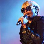 Mary J. Blige, Bumbershoot 2010, Amber/musicisentropy
