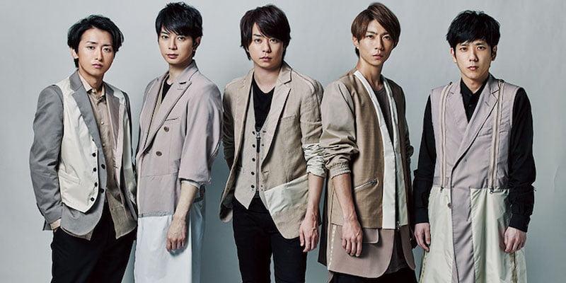Arashi, Johnny & Associates